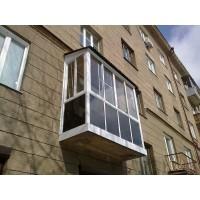 Что такое французское остекление балкона?
